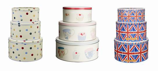 cake tin box, baking tin box, cookie tin box