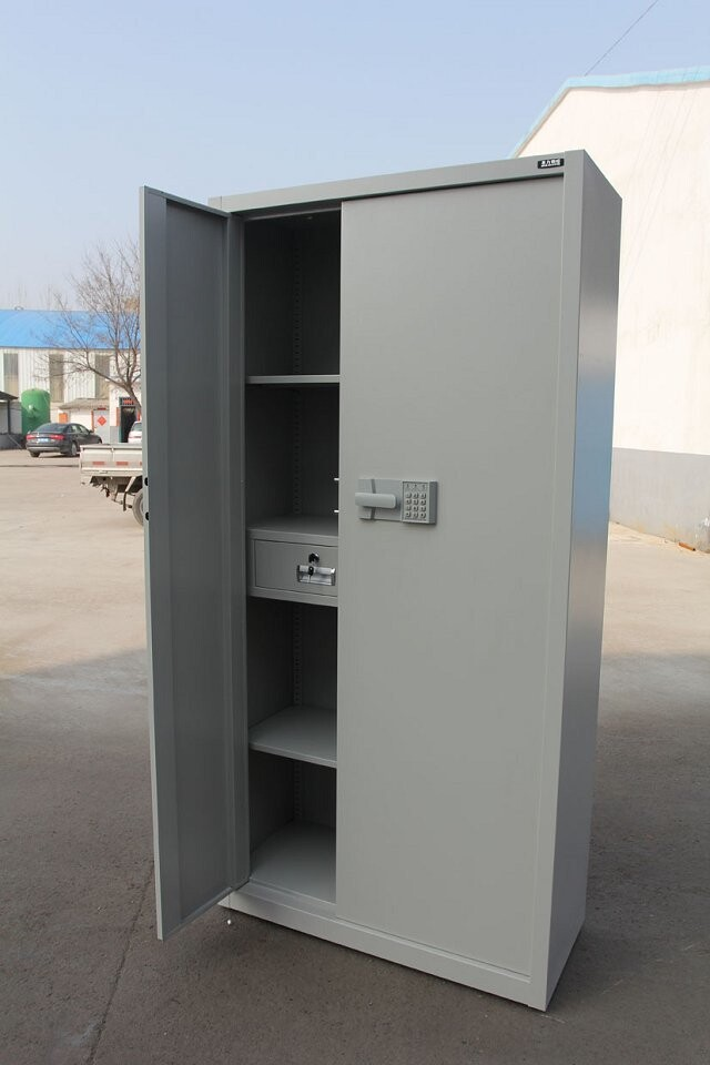 Chinese Manufacturer Electronic Lock Files Cabinet