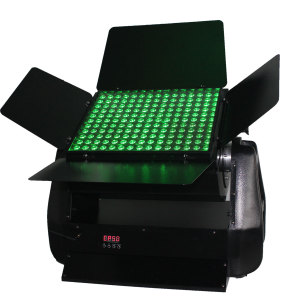 LED City Color 180*3w RGB 3 in 1 Sky Projector IP65 Outdoor Lighting