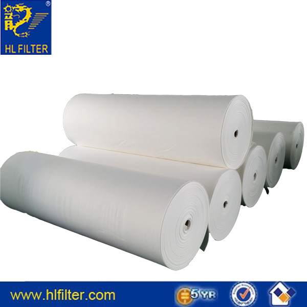 Made in China liquid / air filtration nonwoven fiber