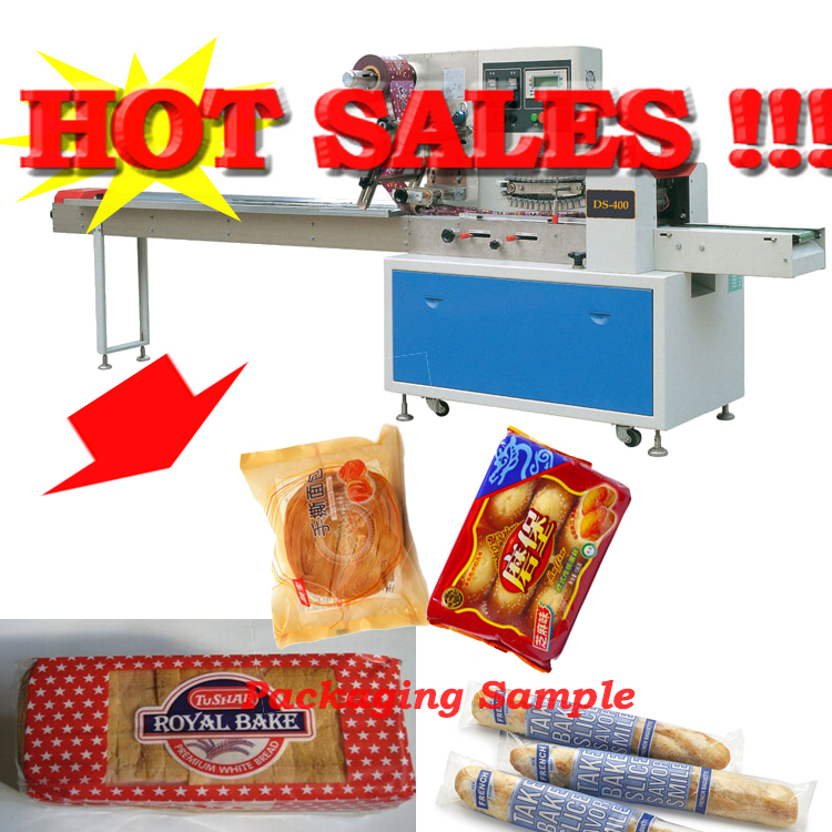Bun/bread packaging wrapping machine packing machinery AUTOMATIC