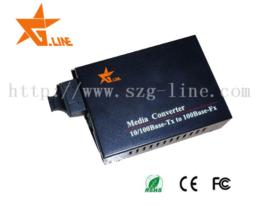 10/100M to 100M 1300nm 60km media converter