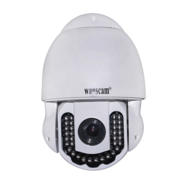 HD PTZ Waterproof Infrared Outdoor Dome Wifi IP Camera