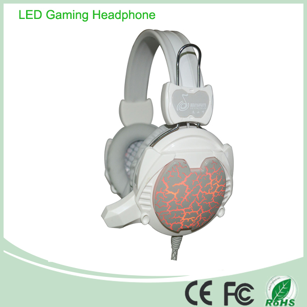 China Factory Professional Stylish Gamer Headset For Desktop and Laptop