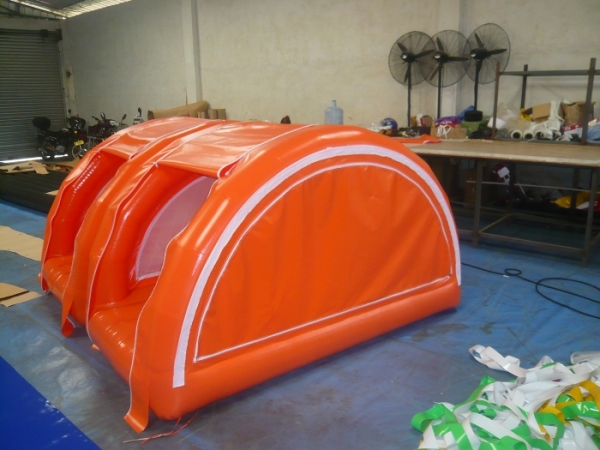 Outdoor Inflatable C&ing Lodge Tent with Bed & Outdoor Inflatable Camping Lodge Tent with Bed purchasing souring ...