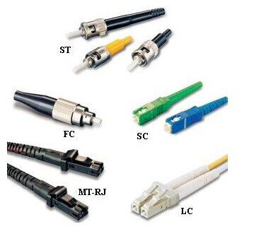 ST  Tensile Strength Fiber Optic Patch cord/Optical Fiber Patch cord