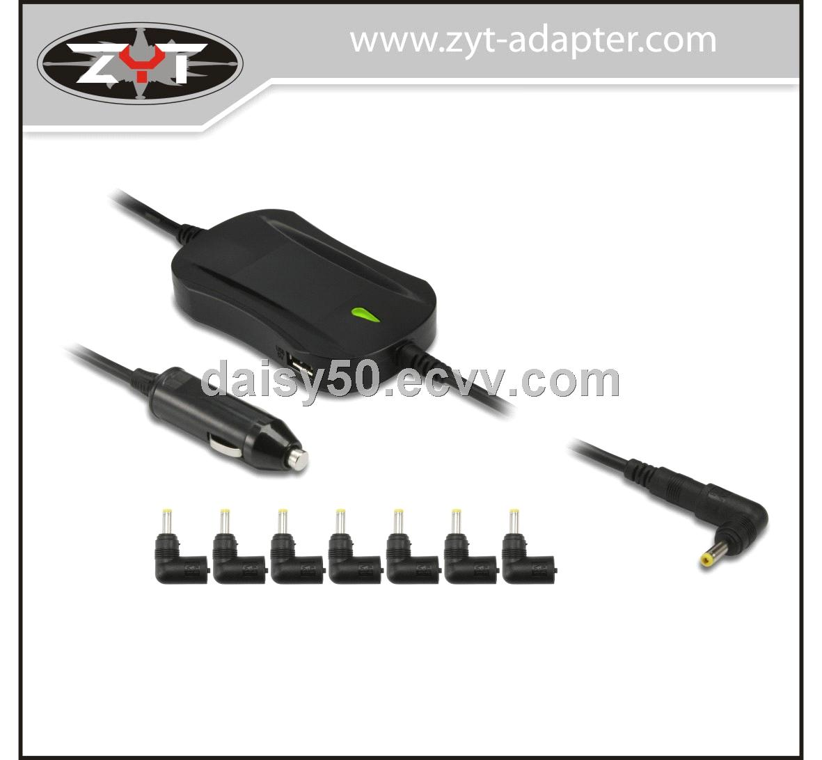 universal automatic laptop car charger