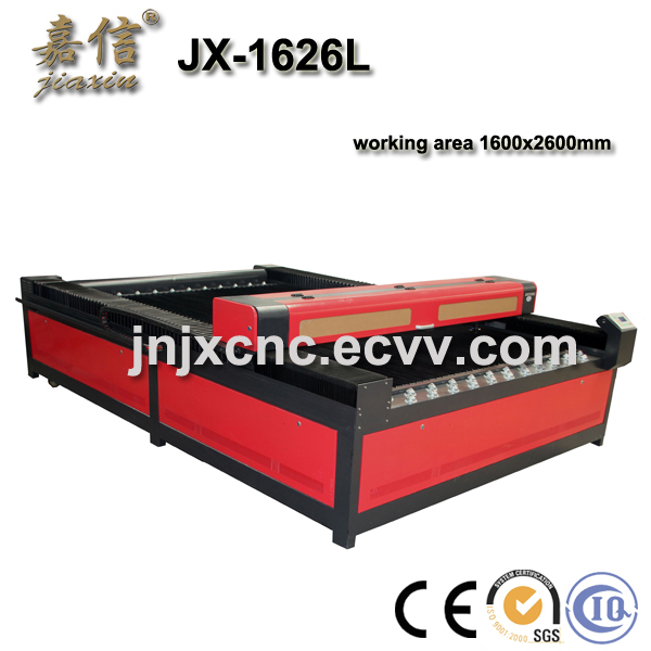 JX-1626L  JIAXIN Nonmetal Co2 Laser cutting machine