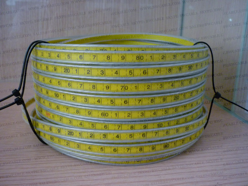 ruler cable,Steel ruler cable,water leak detection ruler cable Hot sell 2014
