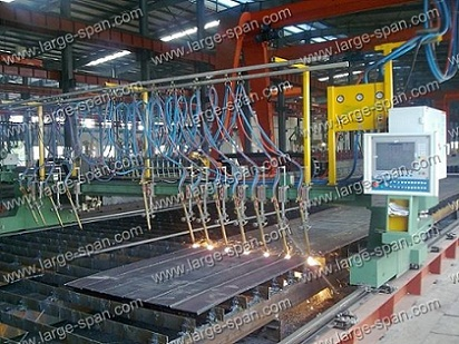 mulit-head straight cutting machine