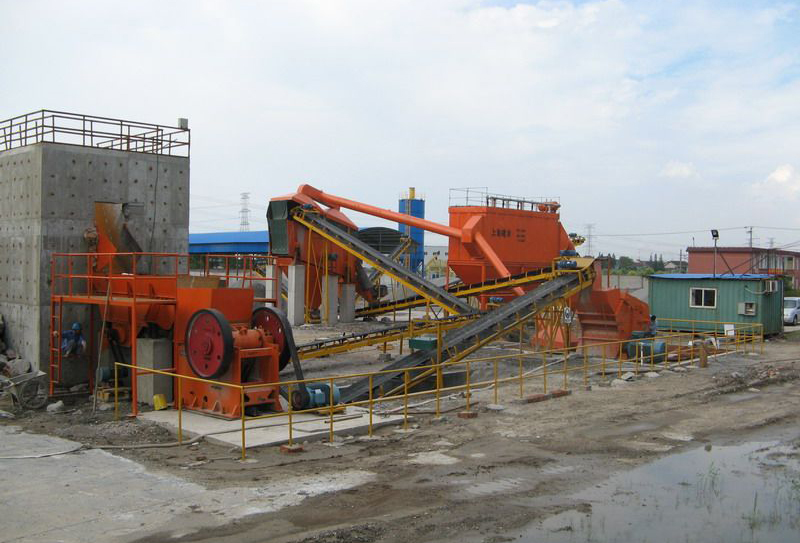 Hot Sale Stone Crushing Production Line/Stone Production Plant