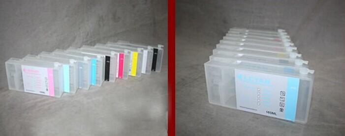 80ml,160ml Refillable for Epson 3880 ink cartridges for Epson pro