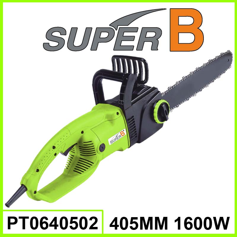 405mm 1600W electric start chainsaw