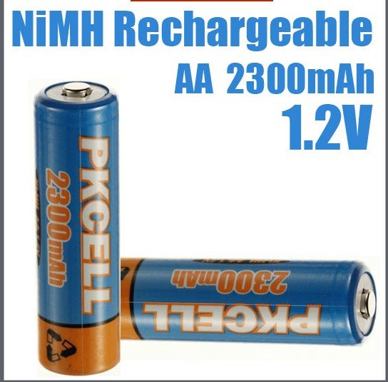 Consumer NiMH Rechargeable Battery AA2300mAh