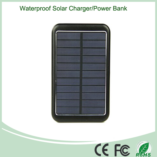 CE,Rohs Certifiate for 8000mAh Dual USB Solar Power Mobile Charger