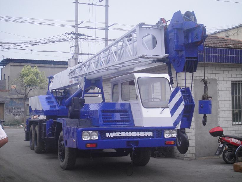 used kato crane 25ton for sale ,TG250E