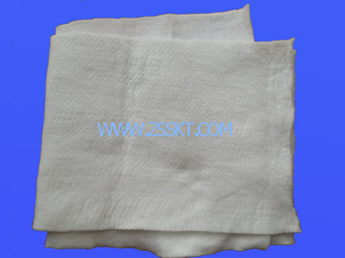 Nonwoven Needle Punched Filter Media