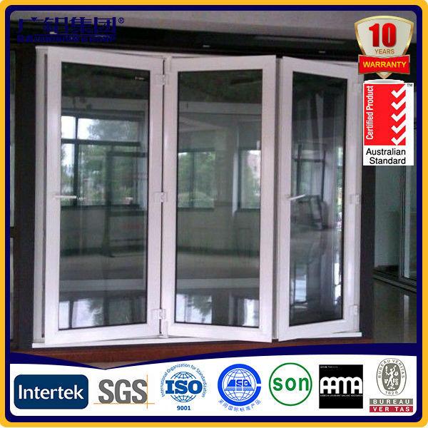 Aluminium Profiles for bi folding doors