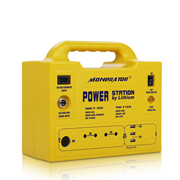 Portable power station (Gusto S)
