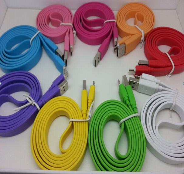 Noodle Data Charger Cable