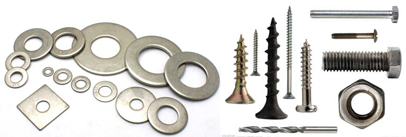 fastener /plate fastener/ self locking fastener