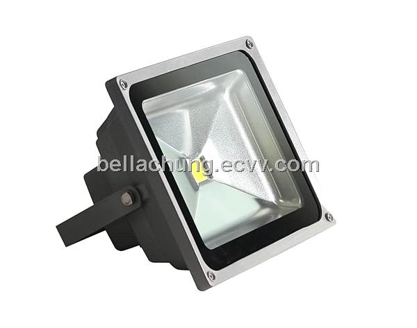 High quality AC85-265V input 4200lm 50W LED Flood light