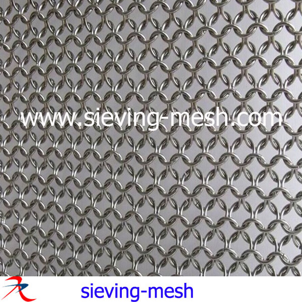 Stainless Steel Chain Mail For Curtain
