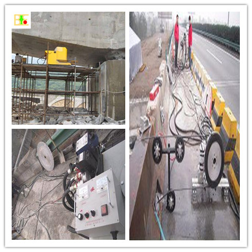 diamond wire saw for wire cutting concrete