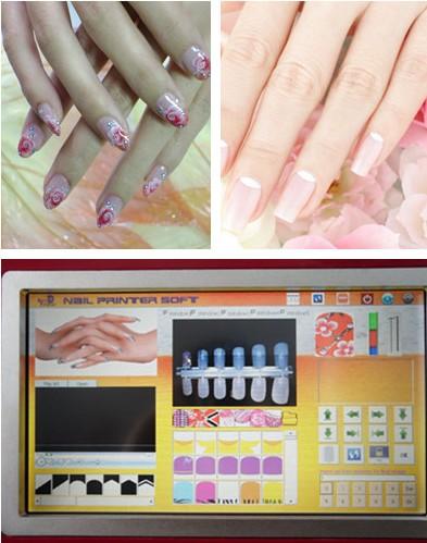Digital Nail Printer Nail Making Machine Photo Nail Printer Nail Art
