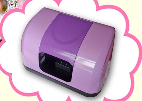 Professional Digital Nail Art Printer Flower Fruit Mobile Phone