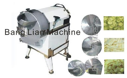 BL-865 Bulb(Root) Vegetable Cutting Machine