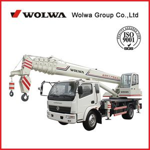 truck crane with high quality for sale