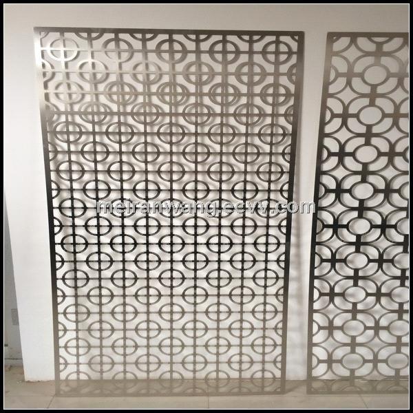 Laser Cut Metal Screens Decorative Laser Cut Metal