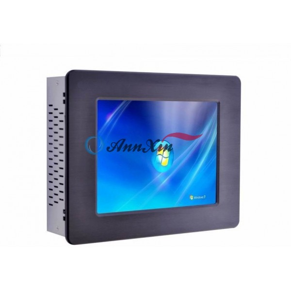 10.4 inch all in one industrial touch panel pc