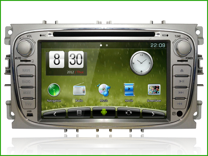Newsmy Car Central Multimedia 7 inch for Ford for FOCUS 2011 CAR PAD Car DVD Navigation