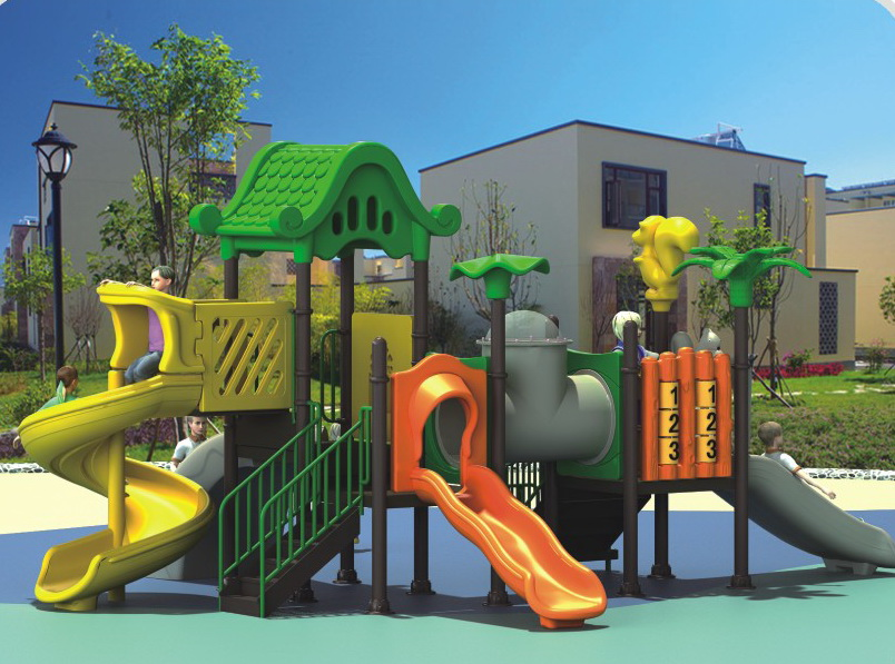 Promotion Kids Metal Playground Playsets (12010A)