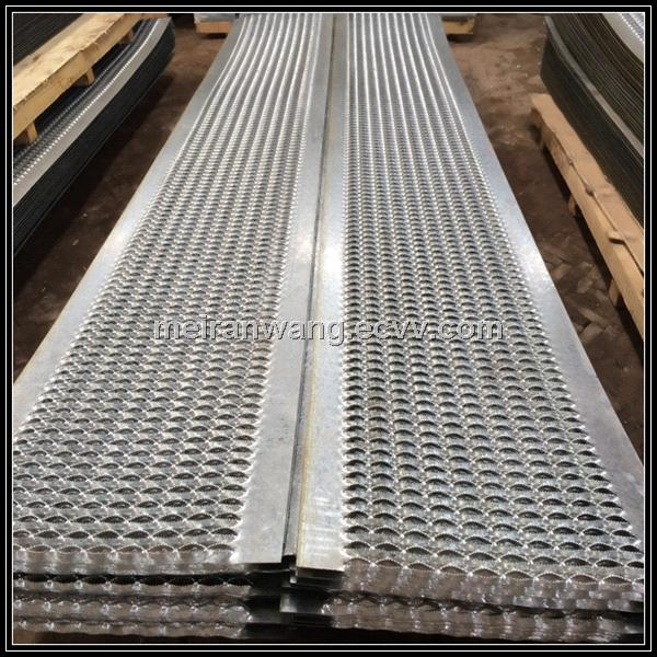 Aluminum Deck Plate Perforated Metal Deck From China