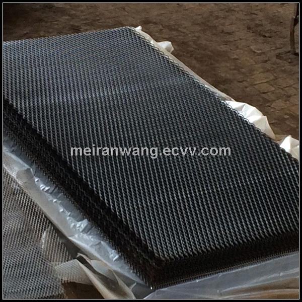 10mm Thickness Expanded Metal Mesh Heavy Duty Expanded