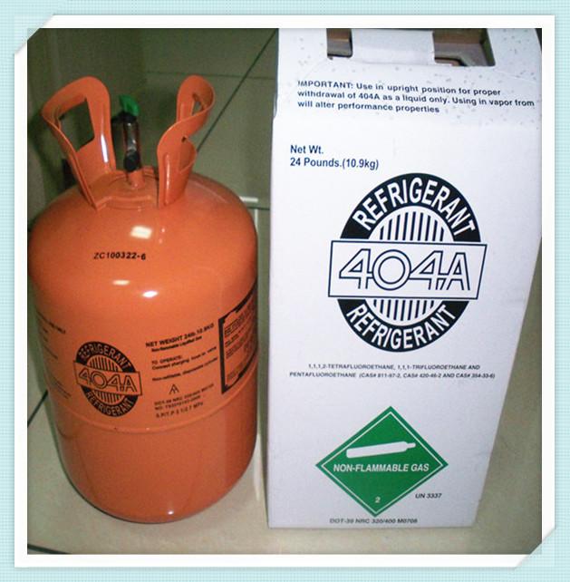 Auto refrigerant cool gas R404a refrigerant gas r404a