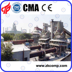 New High Efficiency Copper Ceramic Sand Production Line