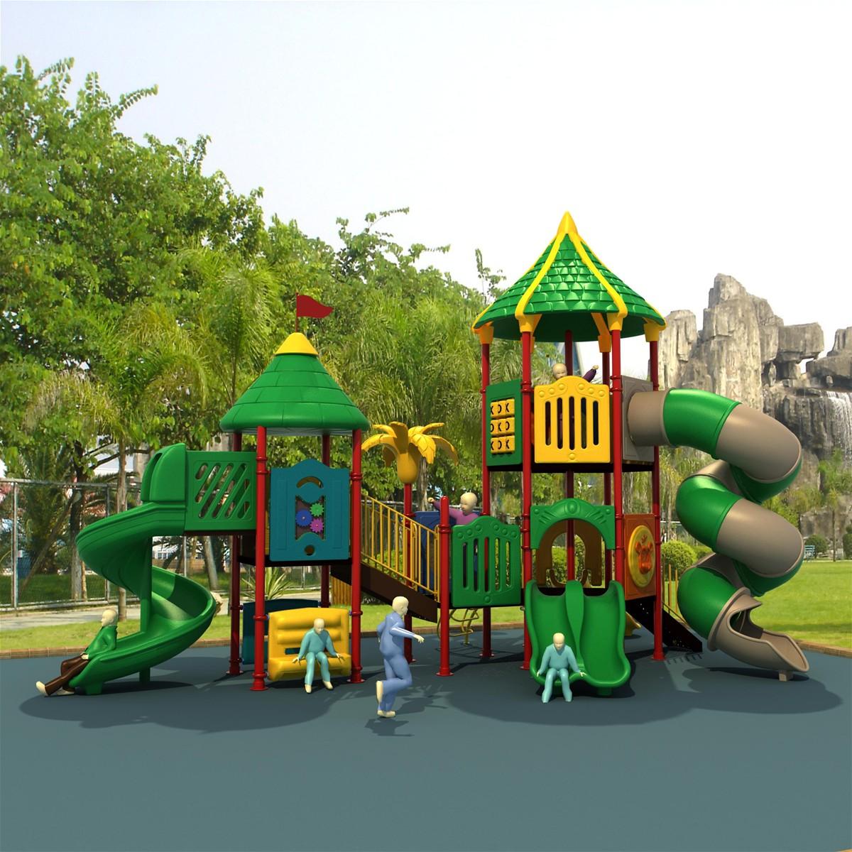 Big kids playground set (12042A)
