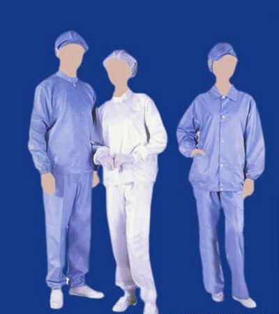 Anti - Static Split Clothing