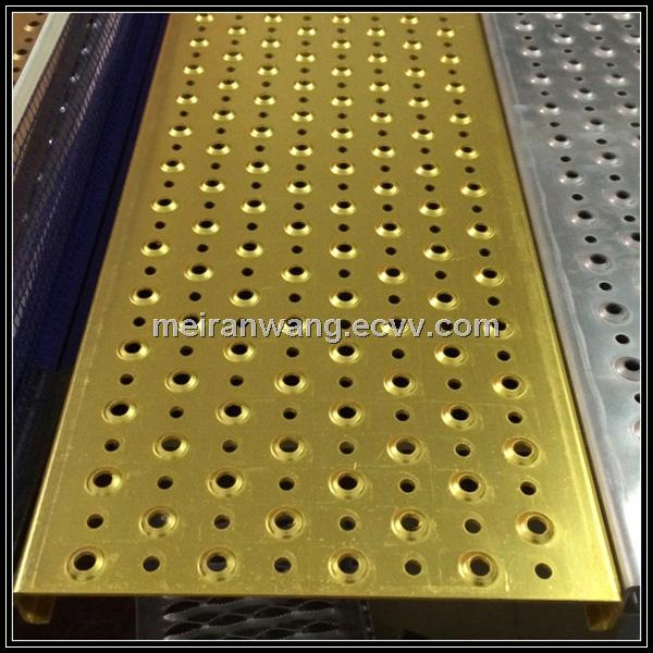 Crocodile Hole Perforated Plank Grating Hole Punch