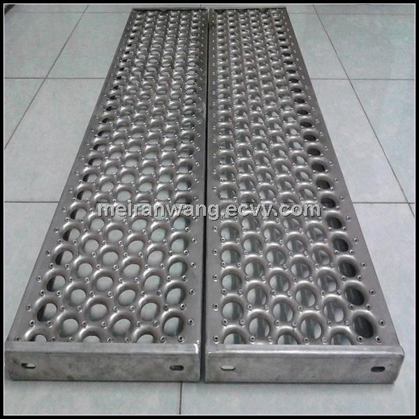 Stainless Steel Perforated Metal Stair Treads From China