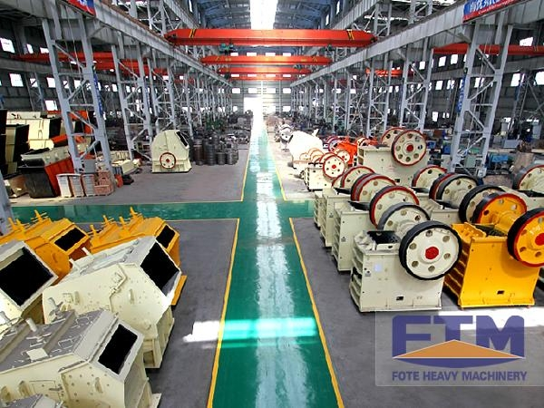 Fote Heavy Machinery Co., Ltd.