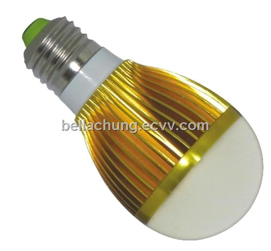 factory wholesale energy saving E27 base 220lm G50 3w led bulbs