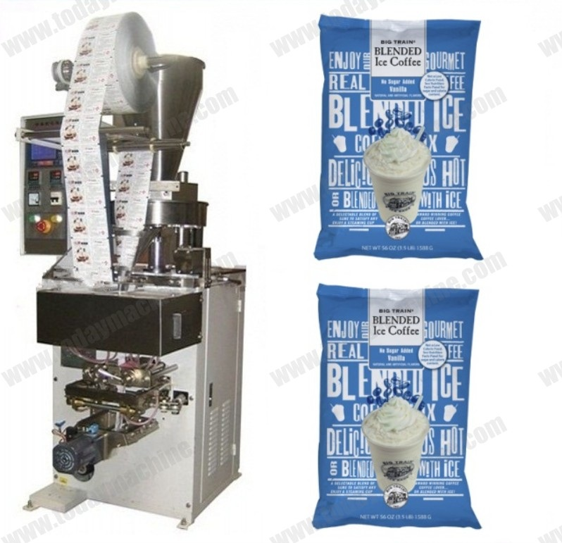 0-40oz granule powder sachet filling sealing and packing machine