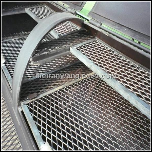 Galvanized Expanded Metal Catwalk Purchasing Souring