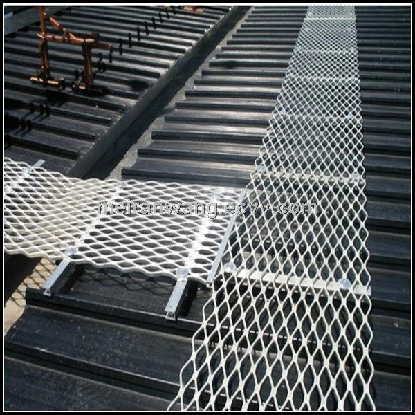 Pvc Coated Expanded Metal Grating Expanded Metal Grill