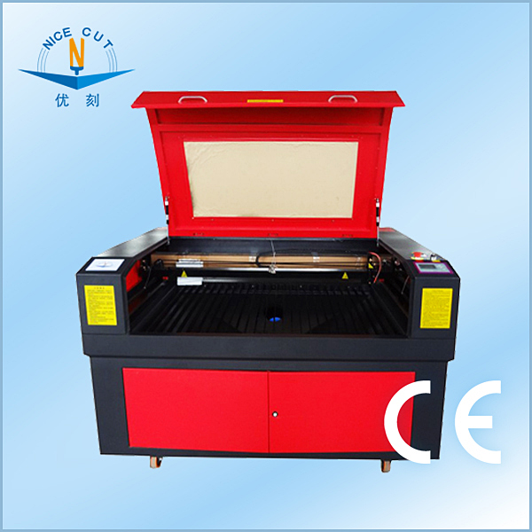 80130w crystal acrylic engraving and cutting machine 1390